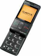 ClarityLife C900 Cell Phone With Panic Button