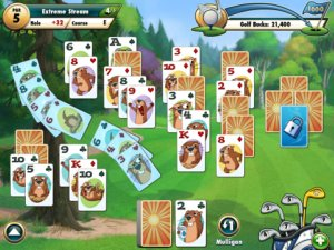 Fairway Solitaire Mobile Game