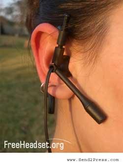 FreeHeadset.org Pro Series Boom Headset