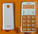 Just5 J509 Cell Phone With SOS Button