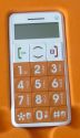 Just5 J509 Cell Phone - Orange