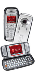 LG VX9800 Cell Phone With Qwerty Keyboard