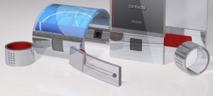 LG Morph Concept Phone [Courtesy: PRNewsFoto/LG]