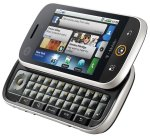 Motorola CLIQ Android Phone [Courtesy: Motorola]
