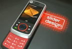Motorola Debut i856 Walkie Talkie Phone