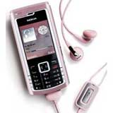 Nokia N72 Pink Unlocked Cell Phone