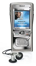 Nokia N91 Phone