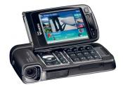 Nokia N93 Phone [Courtesy: Nokia]
