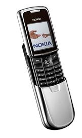 Nokia 8800 Phone