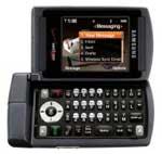 Samsung Alias Cell Phone With Keyboard [Courtesy: PRNewsFoto]