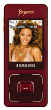 Samsung Upstage Limited Edition Beyonce B'Phone