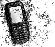 SEAL CELL waterproof mobile phone