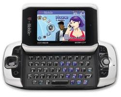 Sidekick III Cell Phone With Keyboard