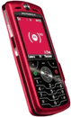 Motorola Red SLVR Phone