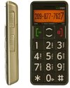 Snapfon ez One Thin Cell Phone With Large Buttons [Photo: Courtesy of Snapfon]