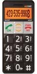 Snapfon ez ONE-C Cell Phone For Seniors