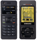 Samsung Upstage Cell Phone